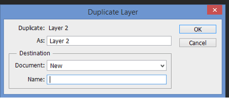 dublicate-layer