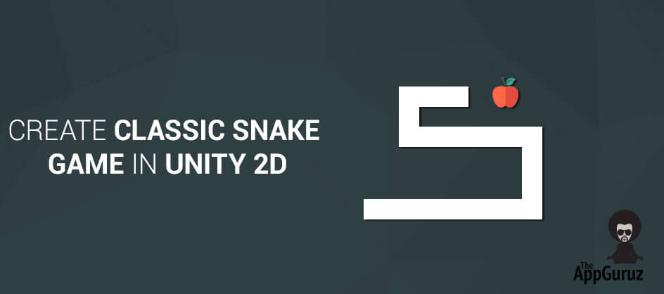 Create Classic Snake Game in Unity 2D