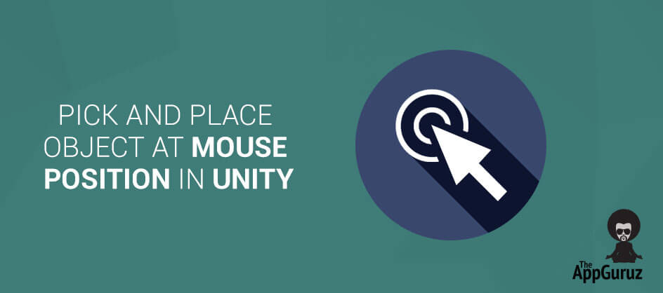 Pick and Place Object at Mouse Position in Unity