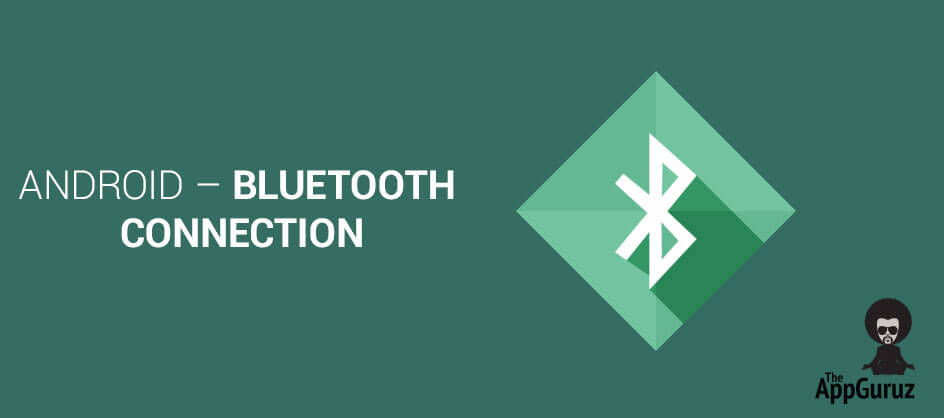 Android Bluetooth Connection Demo
