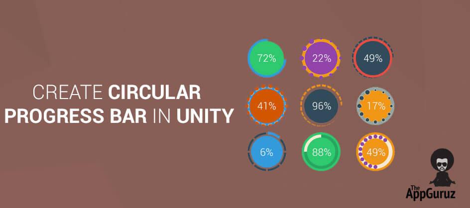 Create Circular Progress bar in Unity