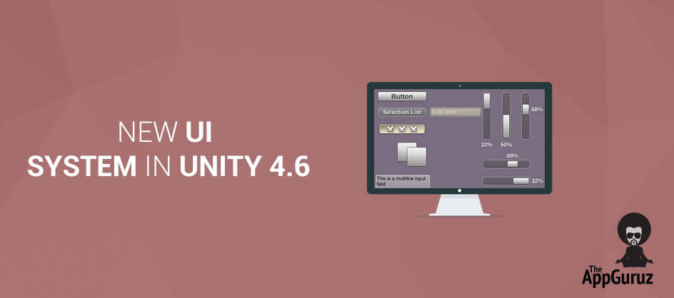 New UI System in Unity 4 6 Tutorial
