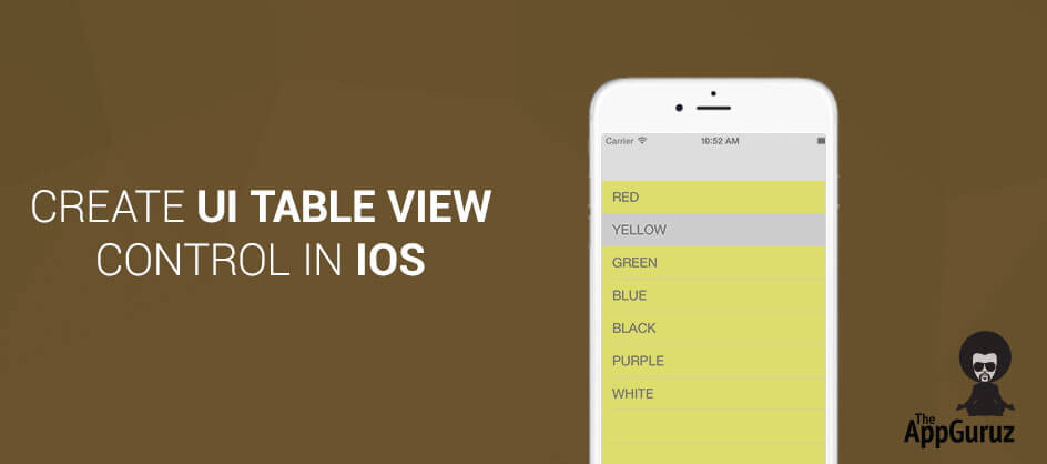 how to create slide view in ios