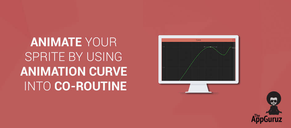 Animate Your Sprite by using AnimationCurve into co-routine