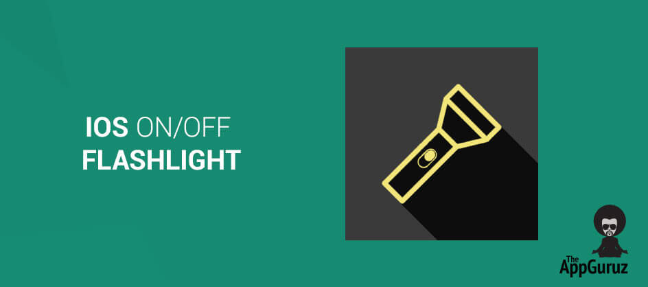 how to turn off flashlight