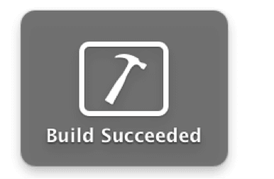 build succeeded