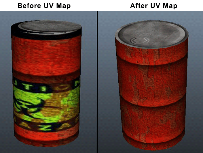 before-uv-map-and-after-uv-map