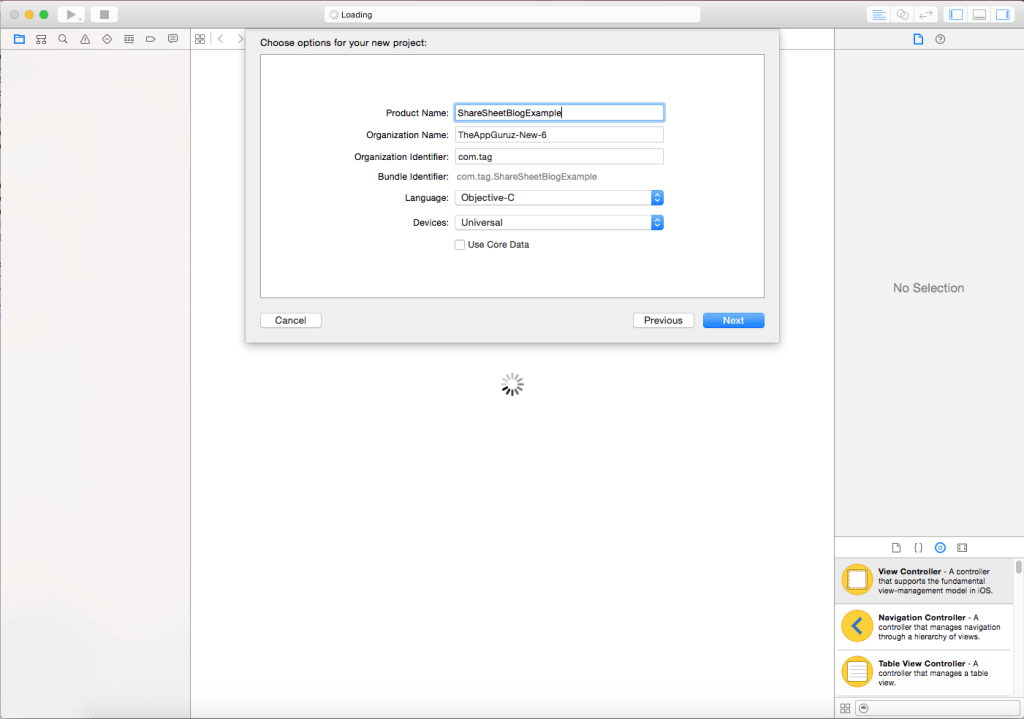 create-new-xcode-project