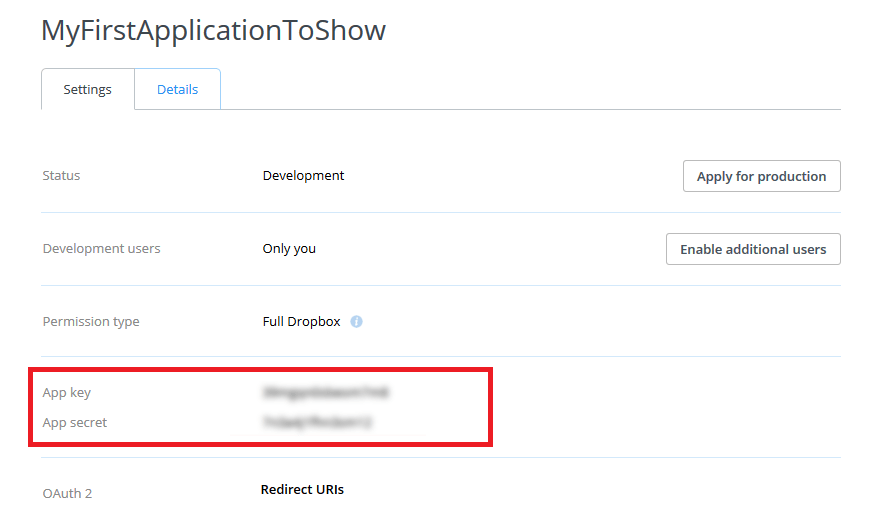 10 steps to integrate Dropbox API in android