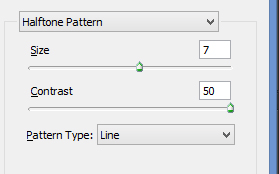 halftone-pattern