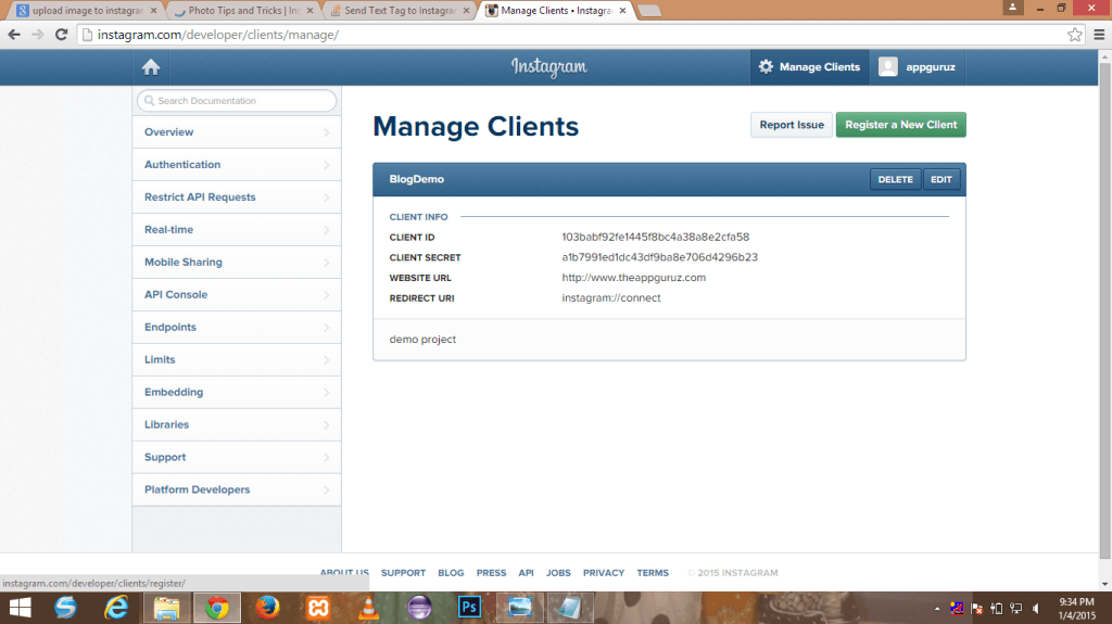 manage-client-id