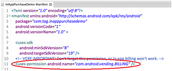 Implement In-app Purchase Version 3 Android Tutorial