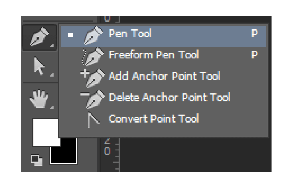select-pen-tool