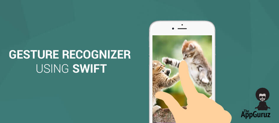 Gesture Recognizer using Swift