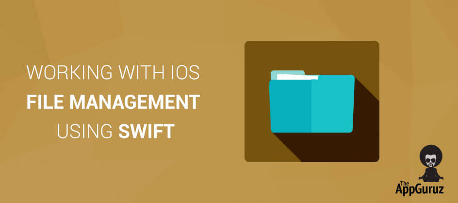 Working with iOS File Management using Swift Tutorial