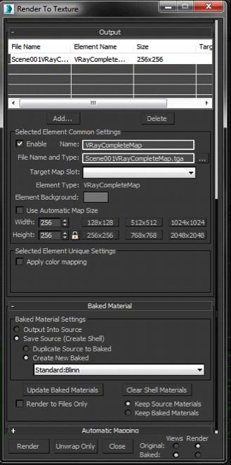 rendering-to-texture