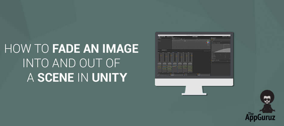 How to Fade an Image Into and Out of a Scene in Unity