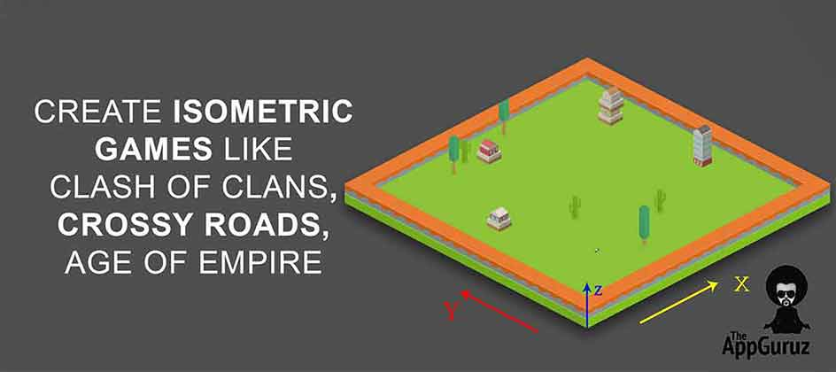 Quickly Learn to Create Isometric Games Like Clash of Clans