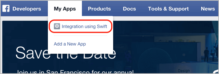 integration-using-swift