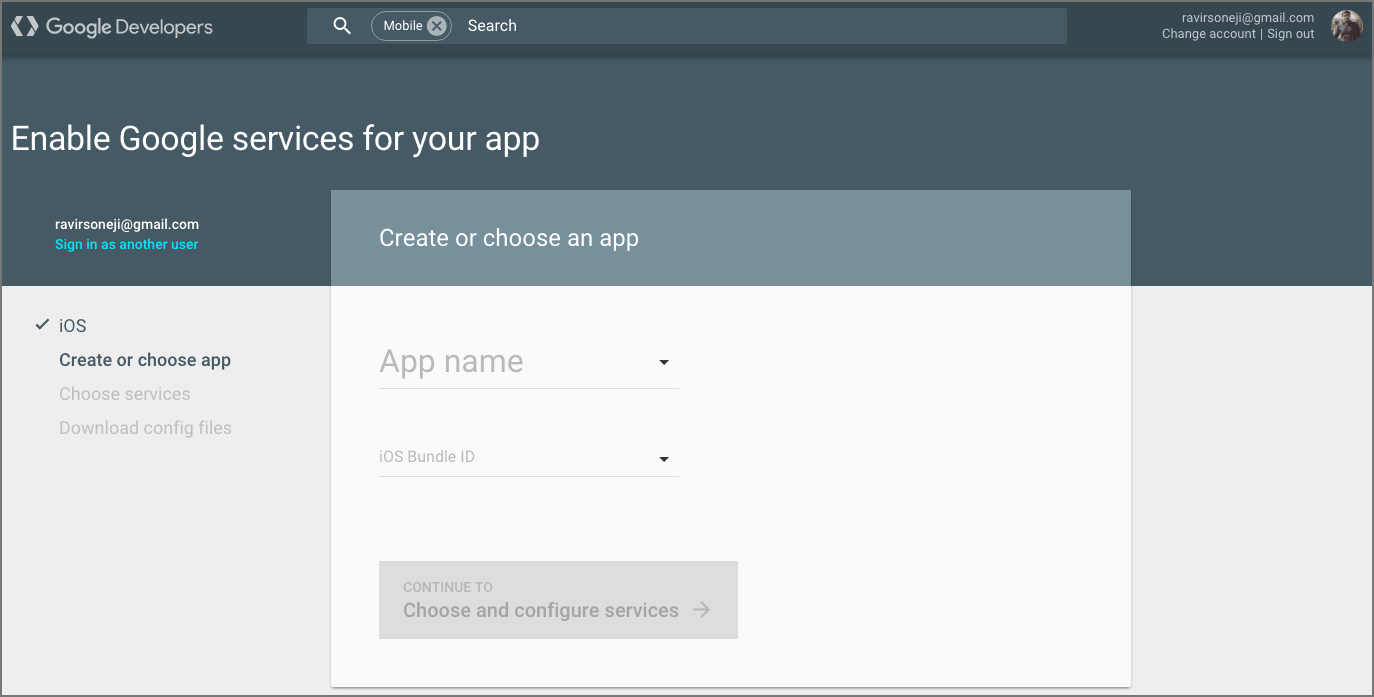 enable-google-services-app