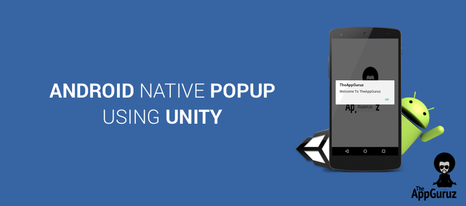 How To Create Android Native Popup Using Unity