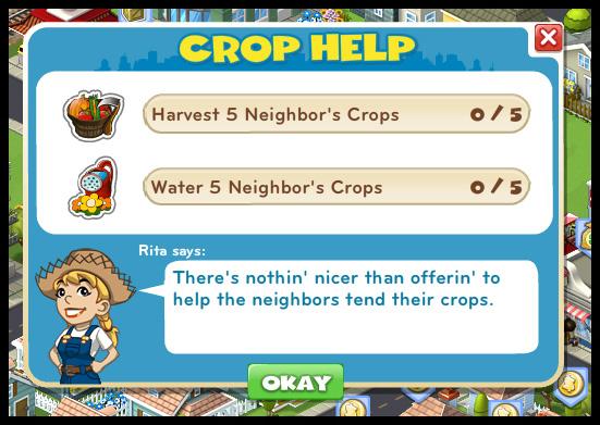 Revive Crops in Farmville