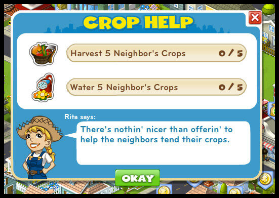 revive crops farmville