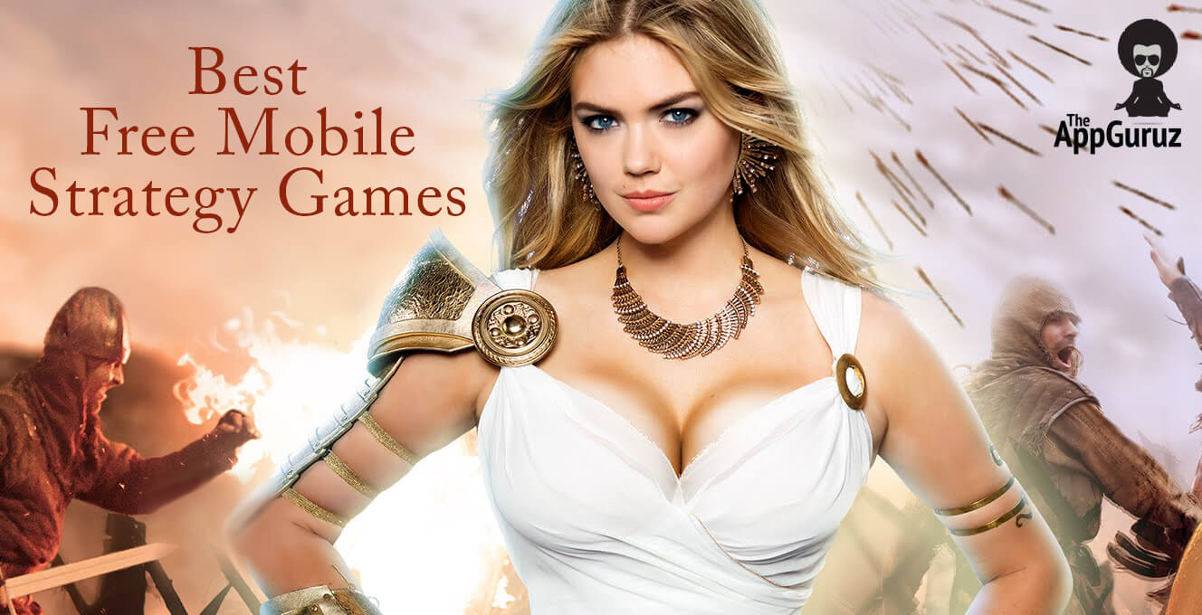 7 Best Free Strategy Mobile Games For Iphone 2017