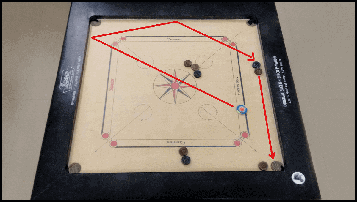 Real carrom board 4