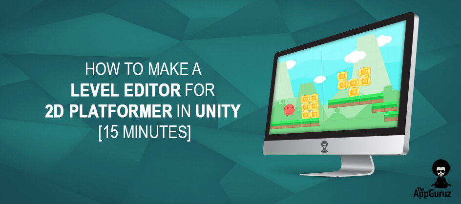 How to make Level Editor for 2D Platformer in Unity [15 Minutes]
