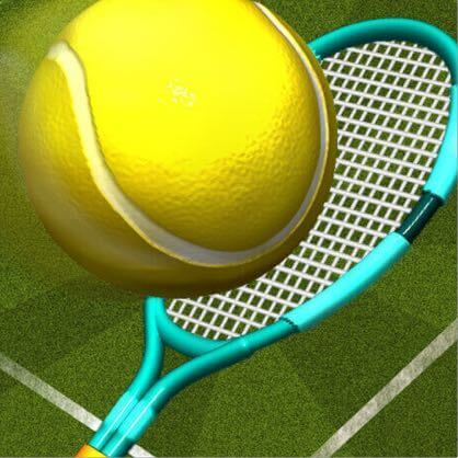 Tennis 3D Tournament