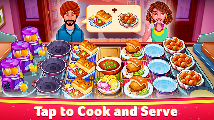 Best Restaurant Cooking Games