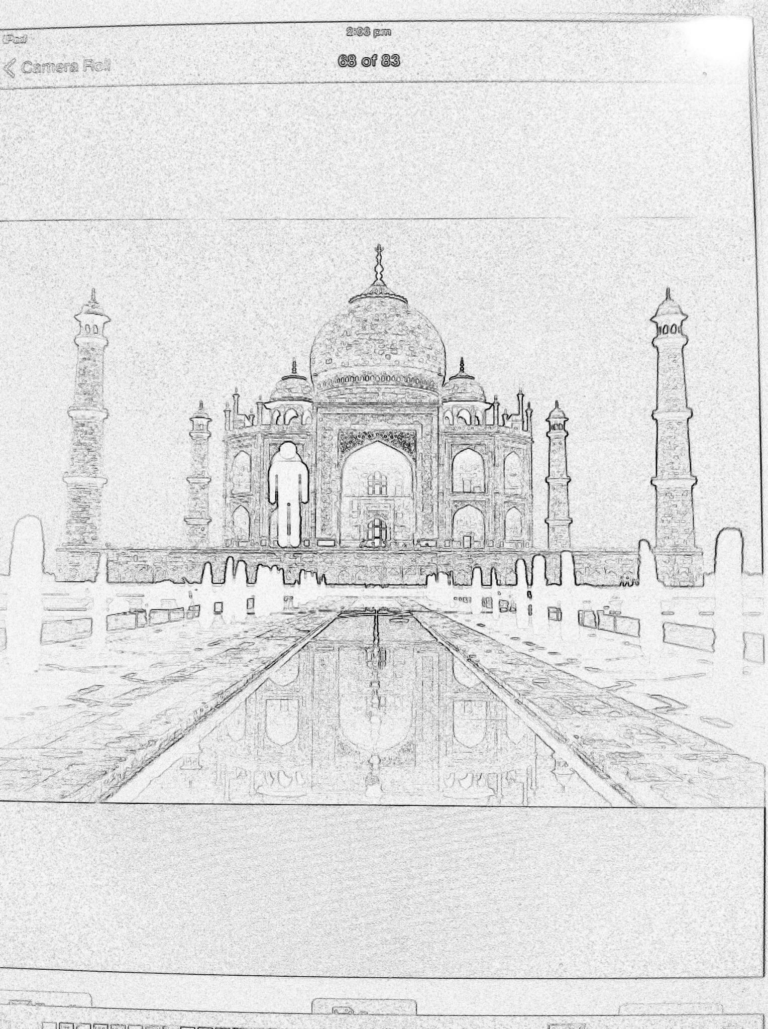 processed image