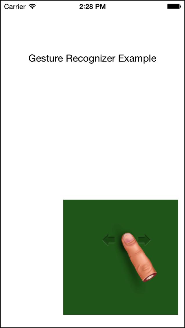 ui pan gesture recognizer