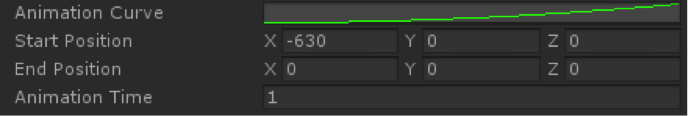 animation-curve