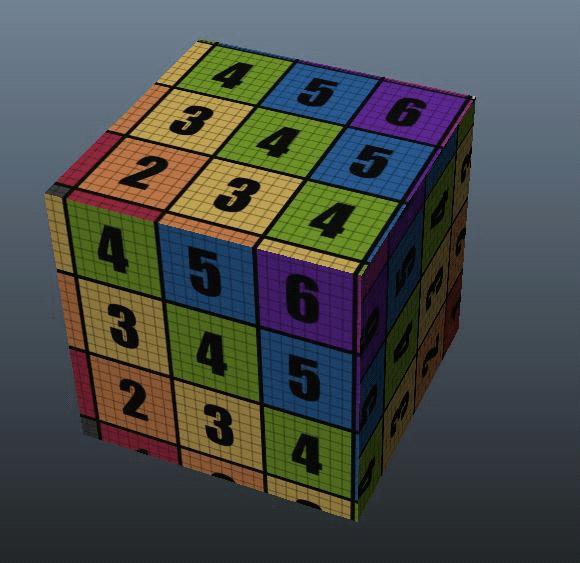 checker-map