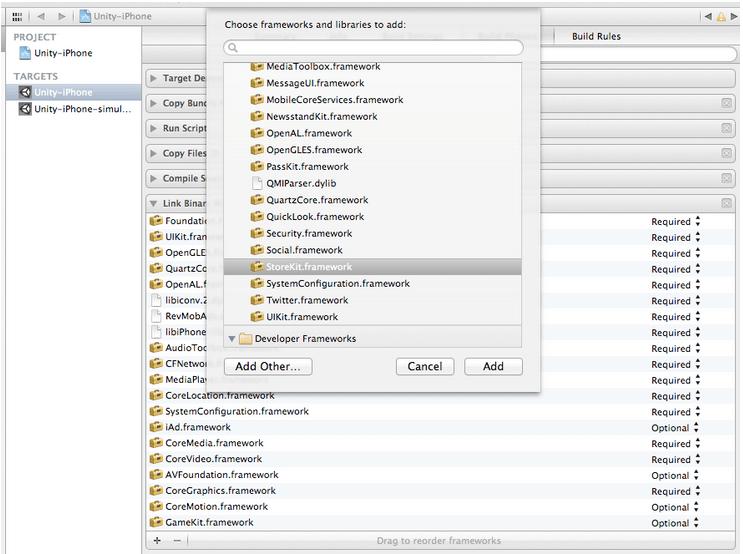 framework-library