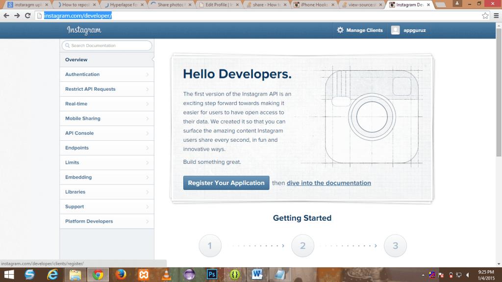 hello-developer