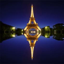 reflected-image