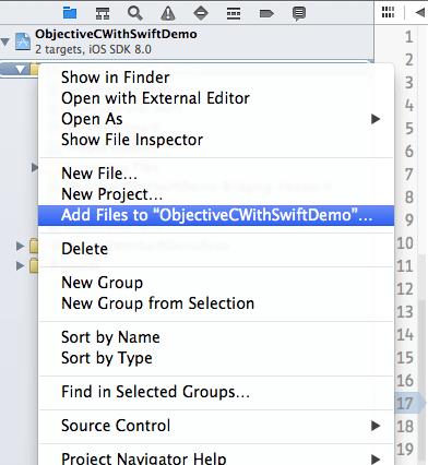 right click add files