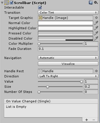 scrollbar-script
