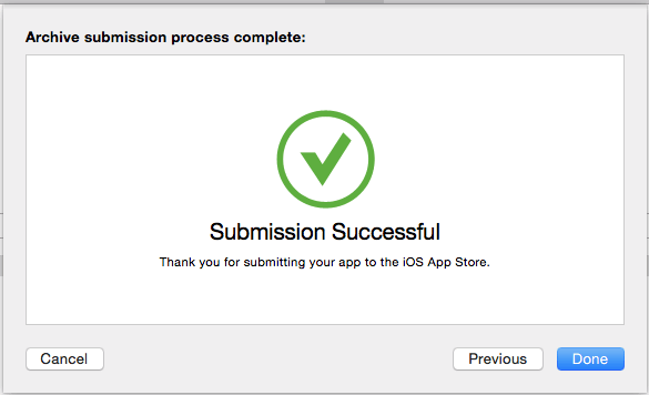 submission-successful