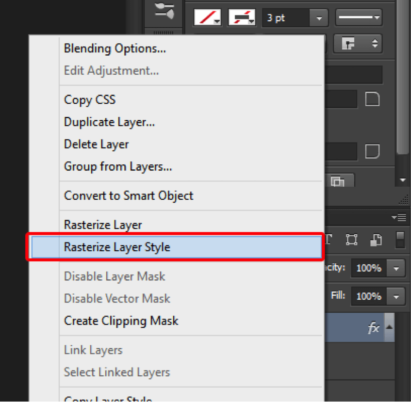 rasterize-layer-style