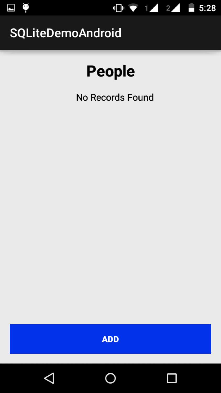 no-record-found