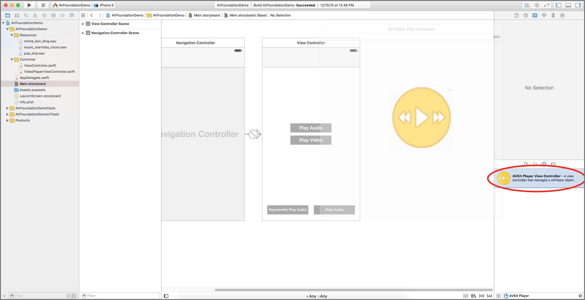 avkkit-player-view-controller