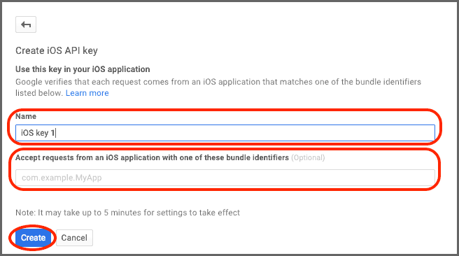create-ios-api-key
