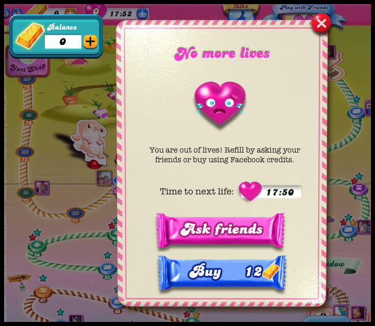 new life of candy crush