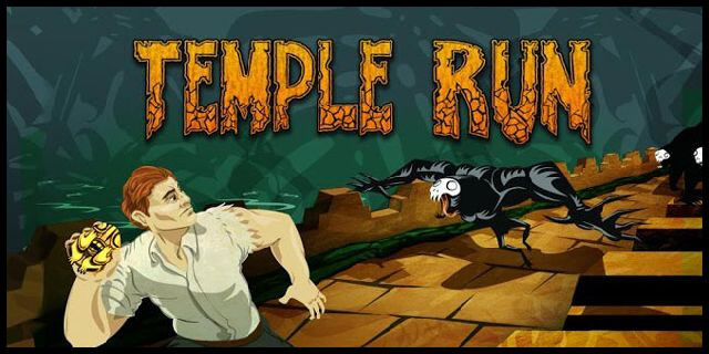 temple run devil is always hungry to chew you up