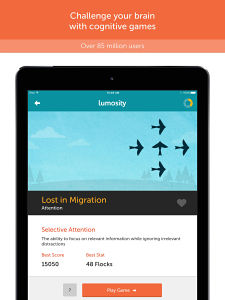 best educational mobile app for brain games