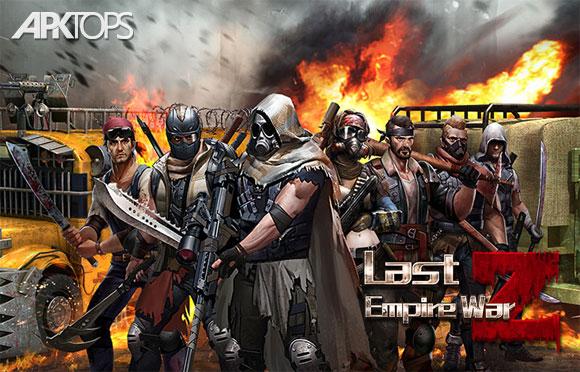Last Empire War-Z